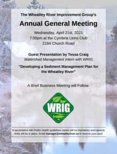 Annual General Meeting @ Cymbria Lions Club